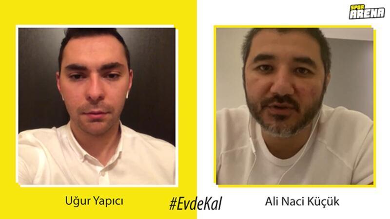 Ali Naci Küçük: 'Fatih Terim hep arkasında durmuştu ama...'
