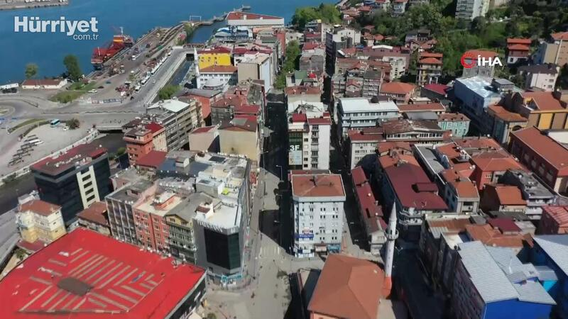 Zonguldak'ta ilk kez vaka ve vefat yaşanmadı