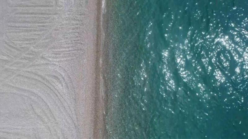 Corona Virüsü tedbirleri Antalya'nın denizine yaradı
