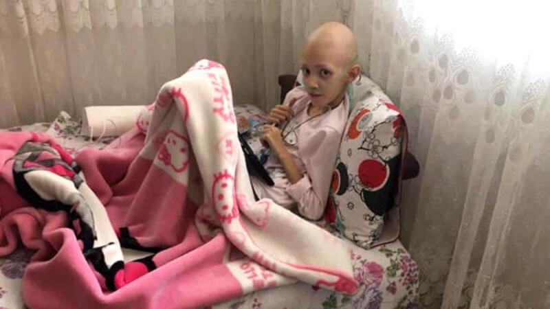 Lenf kanseri kızı için yardım isteyen babayı dolandırdı