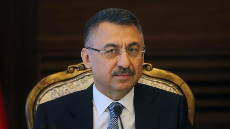 Cumhurbaşkanı Yardımcısı Oktay, Yozgat'taki çiftçilerle görüştü