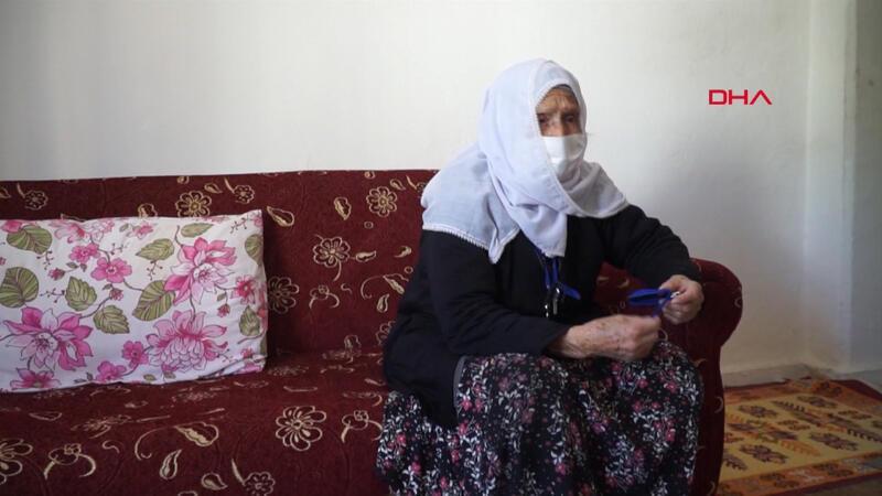 Ayşe Nine, resmi kayıtlarda tam 126 yaşında