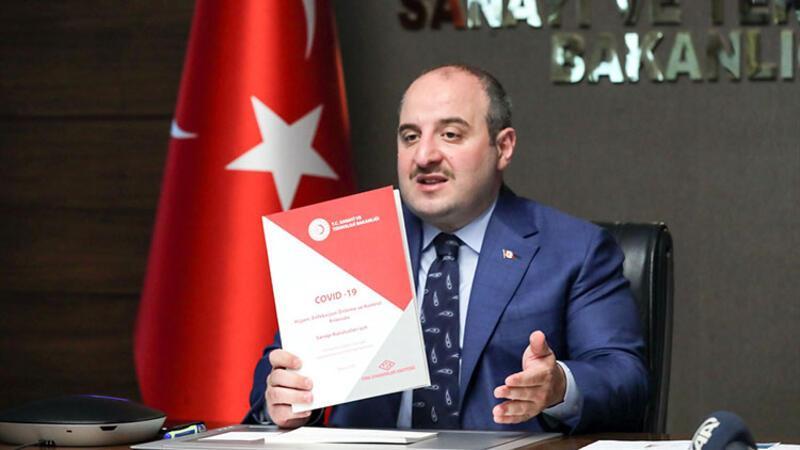"""Varank: """"Türk sanayisinin zayıflamasına asla müsaade etmeyeceğiz"""""""