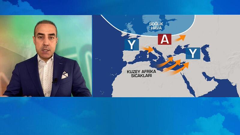 Bünyamin Sürmeli, Kuzey Afrika sıcaklarına karşı uyardı