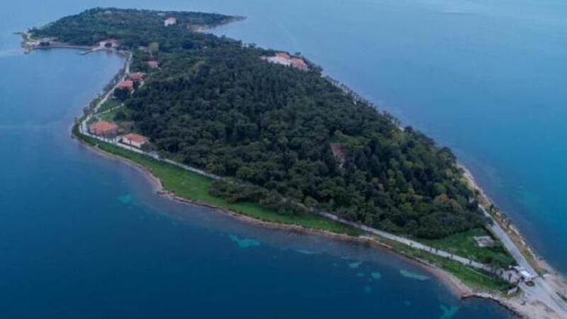 Karantina Adası'nda restorasyon başlıyor