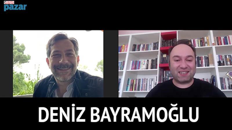 Deniz Bayramoğlu, Hakan Gence'nin konuğu