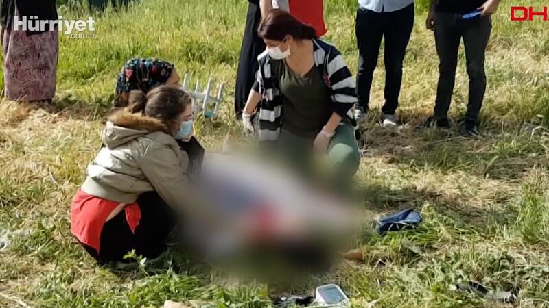 Avcılar'da bir koca 5 yıllık eşini sokak ortasında bıçakladı