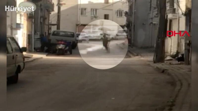 Bursa'da sokağa çıkma yasağında silahlı saldırı: 1 yaralı