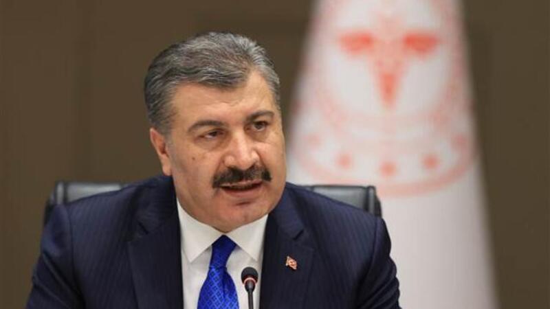 Son dakika haberi: Sağlık Bakanı Koca son durumu açıkladı! Yeni vaka sayısında düşüş