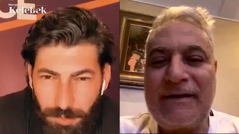Mehmet Ali Erbil aylar sonra canlı yayında