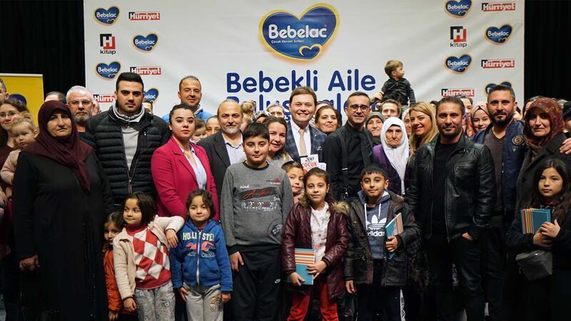 Bebekli Aile Buluşmalarını Antalya'dan Evlerinize taşıyoruz