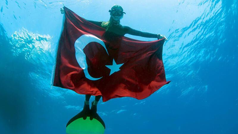 '19 Mayıs için Samsun'da dalmak  benim için hayal gibi bir şeydi...'