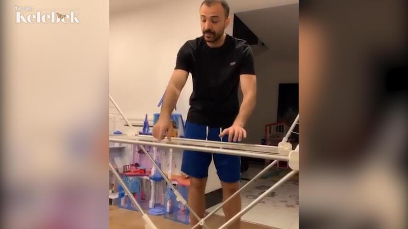 Demet Akalın'dan eğlenceli video