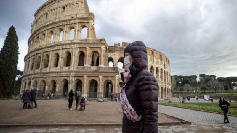 İtalya'da Kovid-19 kaynaklı son can kayıplarının sayısı açıklandı