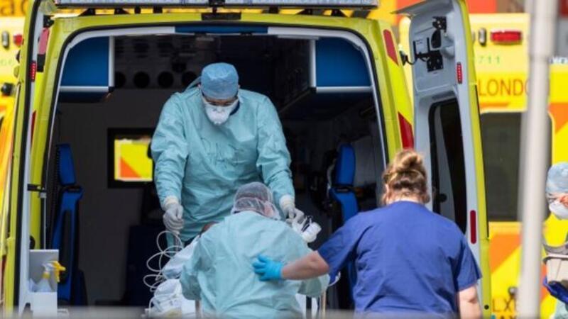 İngiltere'da Kovid-19 kaynaklı son can kayıplarının sayısı açıklandı
