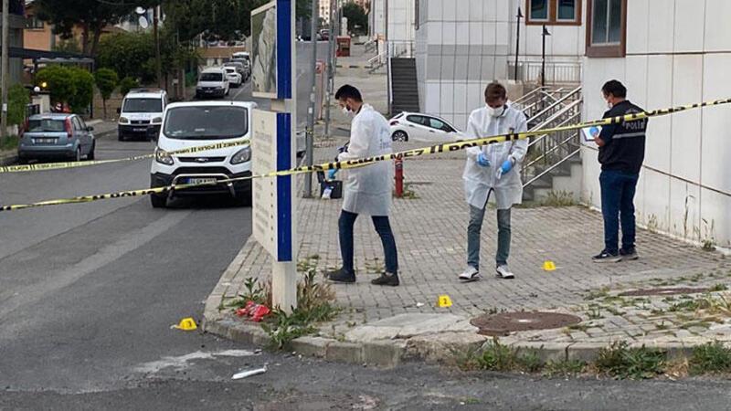 Maltepe'de ekmek dağıtan fırıncılara silahla saldırı
