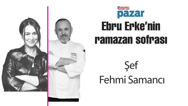 Ebru Erke'nin konuğu Fehmi Samancı