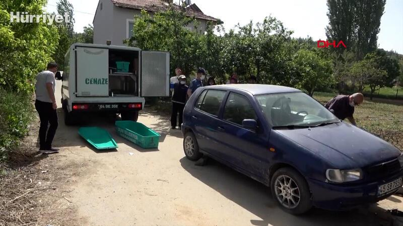66 yaşındaki Süleyman Pektaş, otomobil lastiğini değiştirirken öldü