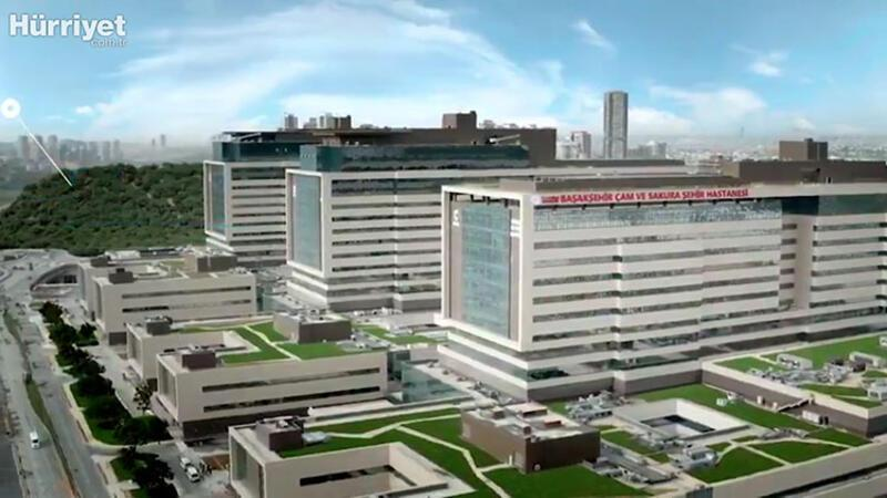 Sağlık Bakanı Fahrettin Koca'dan Şehir Hastanesi paylaşımı