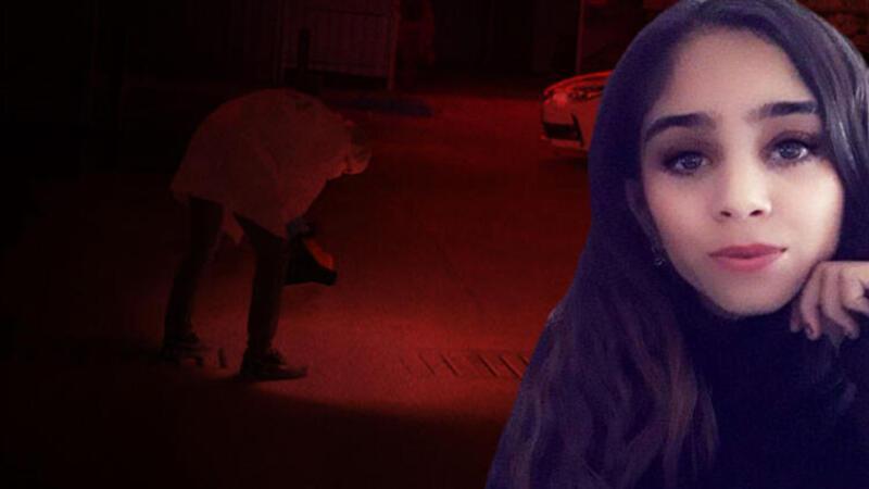 17 yaşındaki Ceren'e, akaryakıt istasyonunda kanlı saldırı!