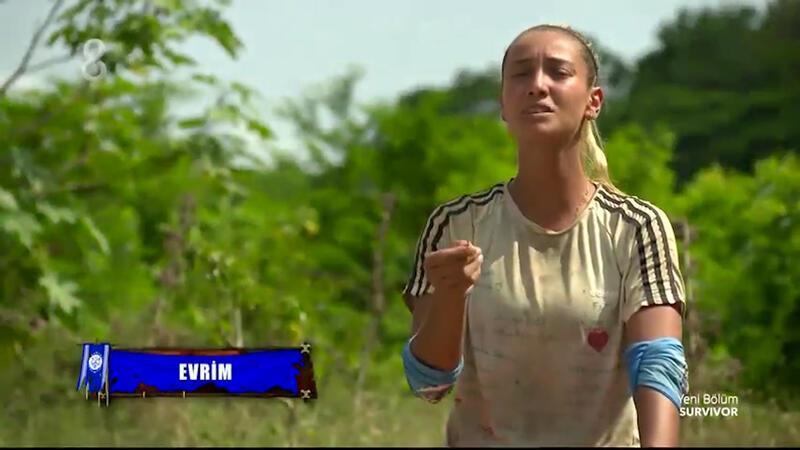 Survivor Evrim'den şaşırtan sözler: Adaların birleşmesi artık umurumda değil
