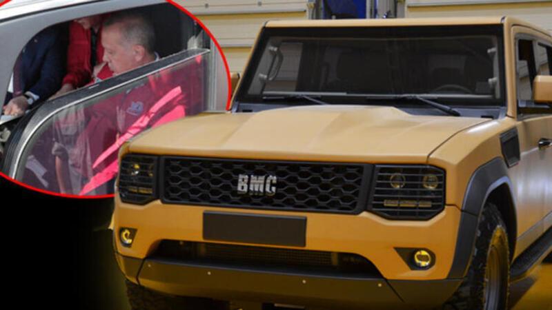 Cumhurbaşkanı Erdoğan kullanmıştı... BMC'nin Tulga'sı göreve hazır!