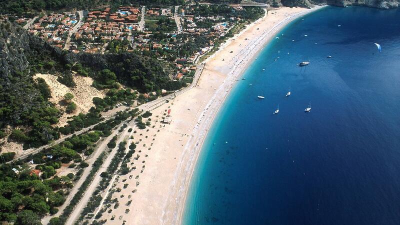 Muğla'nın en iyi 10 plajı hangisi?