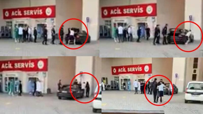 """""""Maske tak"""" uyarısı yapan güvenlik görevlisine testereyle saldırdı"""