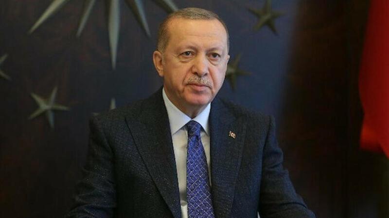 Cumhurbaşkanı Erdoğan, ABD'deki Müslümanlara sesledi