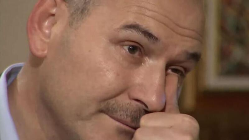 Bakan Soylu gözyaşları içinde anlattı: 'Beni en çok etkileyen...'