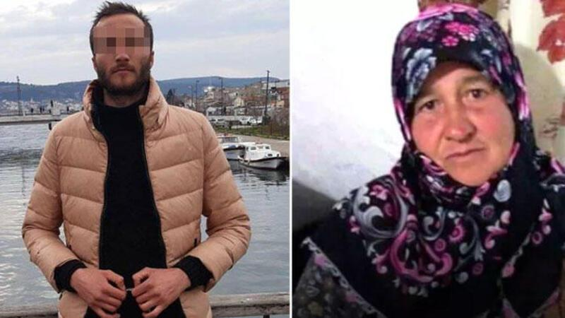 Annesini öldürüp, AFAD ve Jandarmayla arama çalışmalarına katıldı