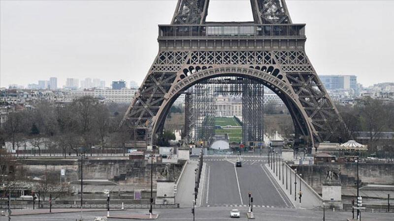 Fransa'da Kovid-19 kısıtlamalarını kademeli olarak gevşetmeye başladı