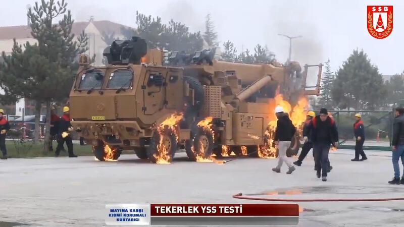 Savunma Sanayii Başkanlığı bu görüntülerle duyurdu! Yeni teslimatlar yapıldı