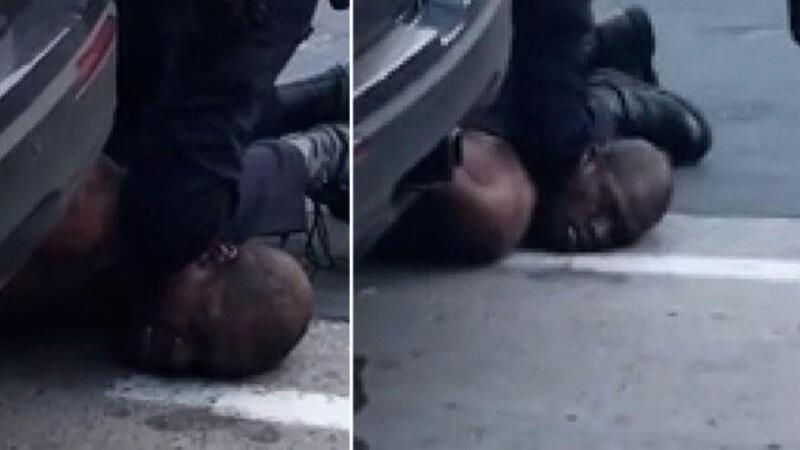 ABD'de polis dehşeti: Boğularak öldürüldü