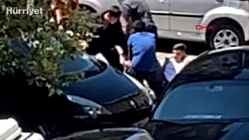 İstanbul'da sokağa çıkma yasağında gezdirdiği köpeğin saldırısına uğradı