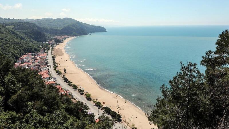 Karadeniz sahilinin en iyi 10 plajı hangisi?