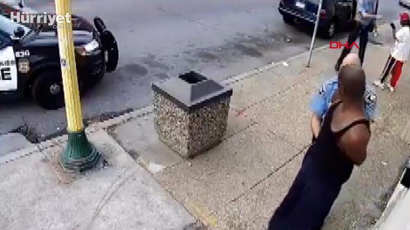 ABD'de polisin boğarak öldürdüğü siyahi genç olayında yeni görüntüler ortaya çıktı