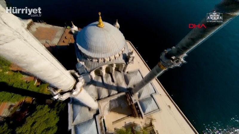 İstanbul Valisi ibadete açılacak camileri videolu paylaşımla duyurdu