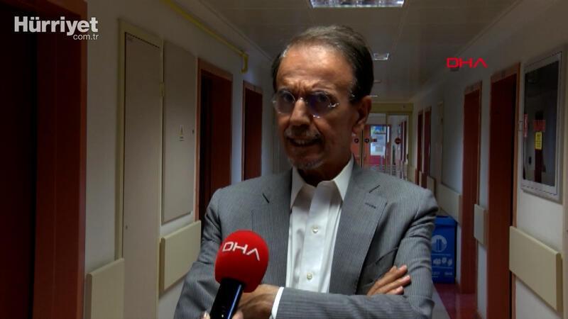 Prof. Dr. Mehmet Ceyhan: Vaka sayılarında 10'lu  rakamların altına 4-6 haftada inebiliriz