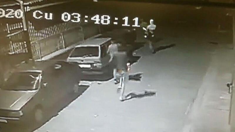 45 saniyede 36 bin TL'lik telefon mağazası soygunu kamerada