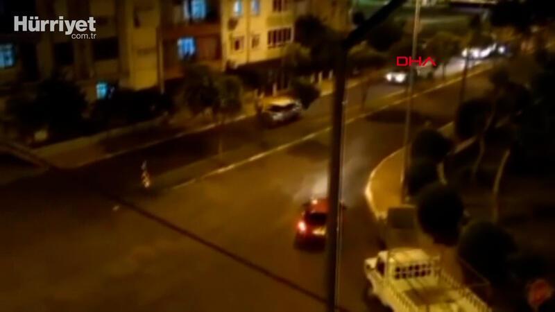 Antalya'da polisten kaçan sahıs araba parası  kadar ceza yedi, 'Bizde her şey zevkine' dedi