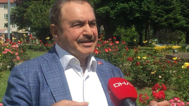 Veysel Eroğlu'dan Ekrem İmamoğlu'na 'Haliç' yanıtı