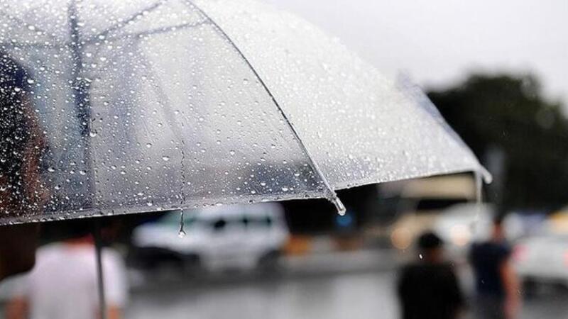 Son dakika haber... Meteoroloji'den İstanbul için yağmur uyarısı