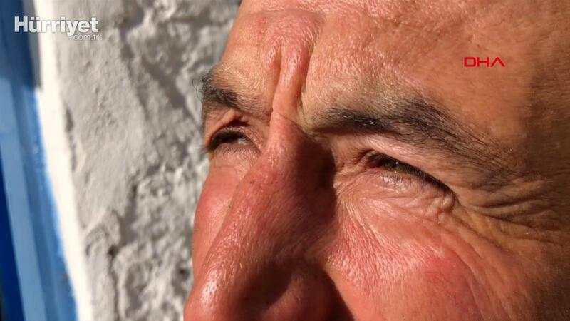 Kars'ta gök taşını izleyen vatandaş, artık güneşe bakamadığını söyledi