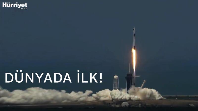 SpaceX roketinin fırlatılışı neden önemli?
