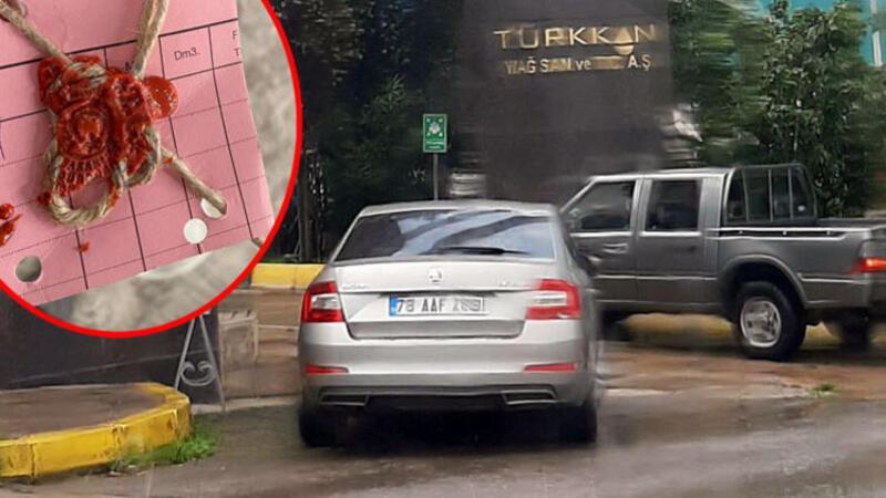 İYİ Parti'li Türkkan'ın kaçak yapısına ceza, fabrikasının bir bölümüne mühür