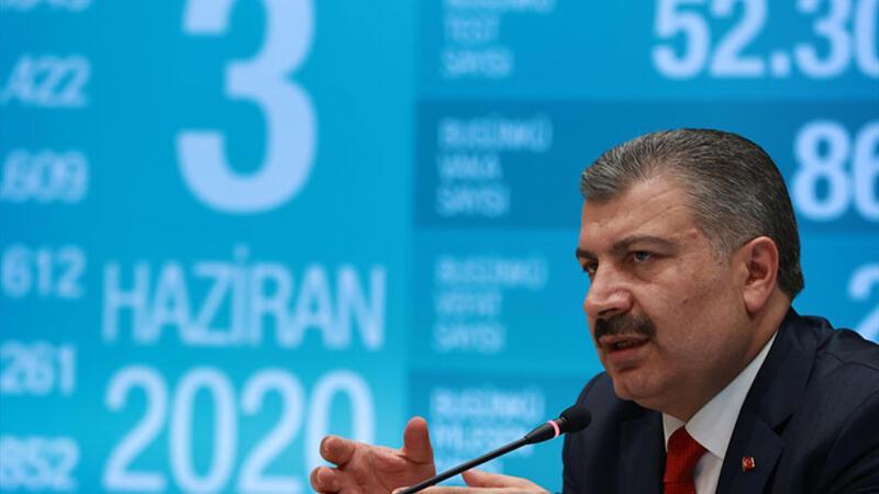 Bakan Koca, Bilim Kurulu Toplantısı ardından açıklamalarda bulundu