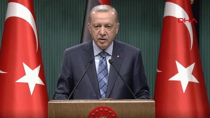 Cumhurbaşkanı Erdoğan'dan Libya çağrısı