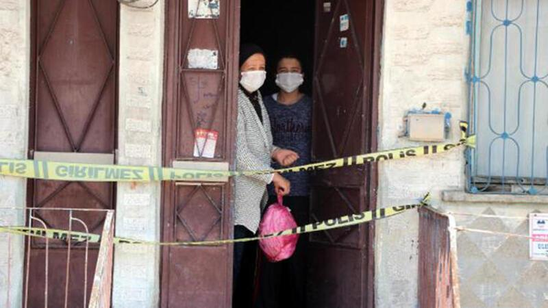 Son dakika haber... Kayseri'de 5 binada 'koronavirüs' karantinası