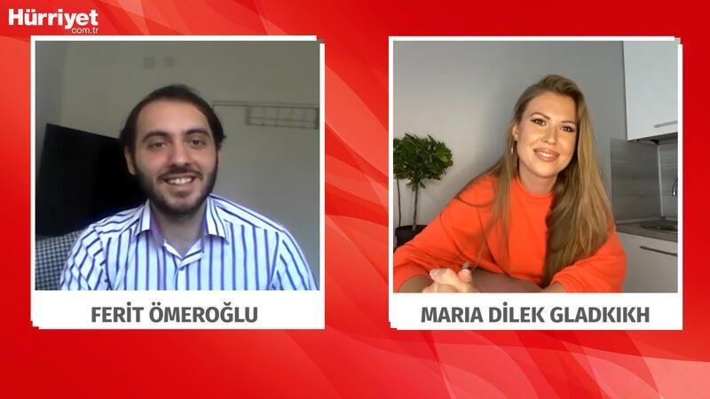 Rus spiker Maria Dilek Gladkikh anlattı! İşte Putin'in ilk defa duyacağınız ramazan anısı